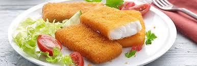 poisson cuisiné poissons panés surgelés findus