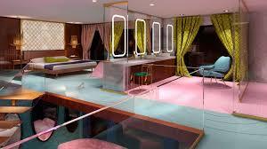 Short Courses Interior Design by Boutique Hotel Design Istituto Marangoni