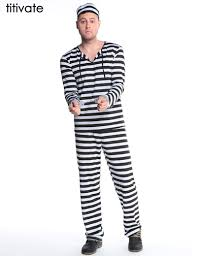 Halloween Costume Prisoner Aliexpress Buy Titivate Sale Superior Quality