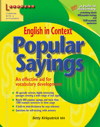 dominie in context popular sayings