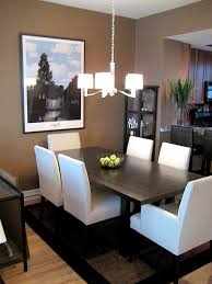 espresso dining room set taupe dining room transitional dining room