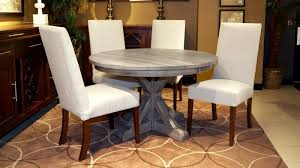 Round Dining Room Set Settlers 48