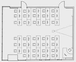 Computer Lab Floor Plan Introduction To Drawing Final Assignment Orthographic Drawings