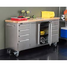 Work Table With Stainless Steel Top 49 by Trinity Ecostorage Stainless Steel Table 48 U201d X 24 U201d X 35 U201d Nsf