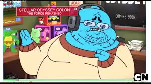 Amazing World Of Gumball Meme - the amazing world of gumball s05e39 the line video dailymotion