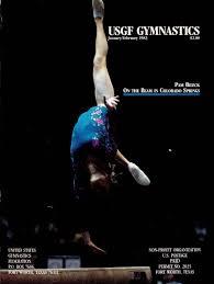 usgf gymnastics january february 1983 by usa gymnastics issuu