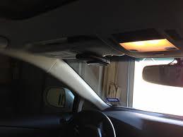lexus is300 rear view mirror 2013 lexus rx350 radar detector mirror mount complete with pics