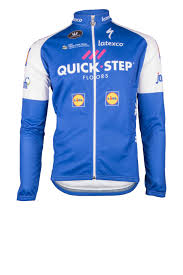 cycling jacket blue quick step floors cycling clothing 2017 quick step floors webshop