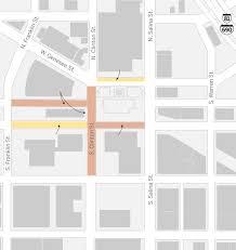 Syracuse Zip Code Map by Street Closing Map For Syracuse U0027s Irish Festival Syracuse Com