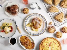 ideas for a brunch thanksgiving brunch recipes food network thanksgiving