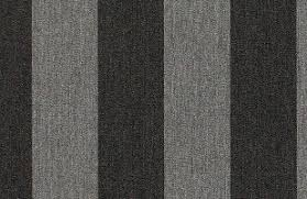 Striped Upholstery Fabric Sunbrella Yacht Stripe Chine Grey 3773 The In And Out European