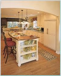 average size kitchen home design