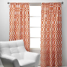 And Orange Curtains Gorgeous Orange And Grey Curtains And Creative Designs Grey And