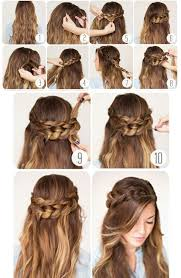 easy hairstyles for waitress s easy hairstyles for long hair make these updos without further