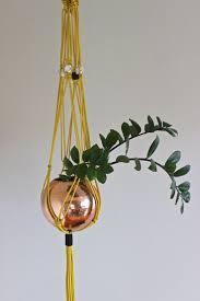 68 best macrame hanging planters images on pinterest hanging
