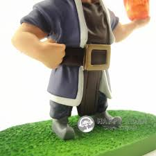free clash of clans wizard online shop clash of clans action figure wizard 5 u0027 u0027 coc toy mobile