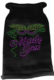 mardi gras sweater 1511 best mardi gras images on dog crafts louisiana