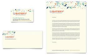 family restaurant business card u0026 letterhead template design