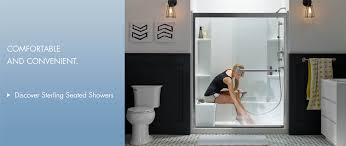 Sterling Shower Doors By Kohler Sterling Shower Bathtubs Idea Sterling Finesse Shower Door
