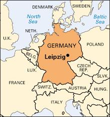 map of leipzig leipzig of houston