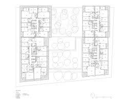fort stewart housing floor plans gallery of 145 housing units fam pmi avenier cornejo