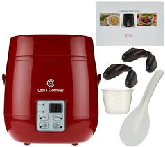 cook u0027s essentials 5 cup digital perfect cooker w recipes page 1