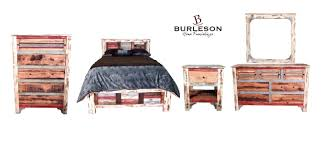reclaimed wood bedroom furniture decor queen bed furniture
