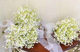 silk baby s breath silk baby s breath craft fabric home decor wedding party event