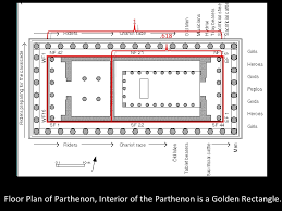 floor plan of the parthenon art of classical greece upload