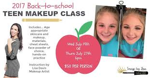 Makeup Classes Jacksonville Fl Teen Makeup Class Thurs July 27th At 3070 Hawks Gln Tallahassee