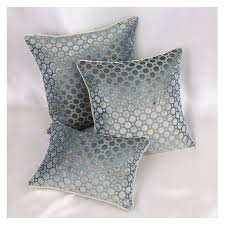 Sofa Pillow Cases Square Pillow Covers Manual Double Knitting Wool Cushion Cover
