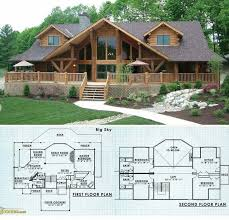 log cabin open floor plans awesome log cabin house designs designs cabin ideas plans