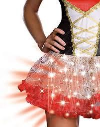 Light Up Costumes Queen Of Heartbreakers Light Up Costume Alice In Wonderland
