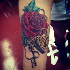 the 25 best lock key tattoos ideas on pinterest heart lock