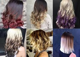 ombre hair growing out what s the difference between balayage and ombre hair styles