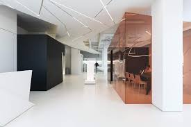bureau d udes arlight a luminaries display showroom by dudes architect about