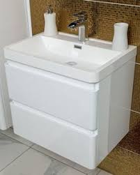 double sink wall hung vanity unit 600mm tuscany gloss white double drawer basin unit wall hung