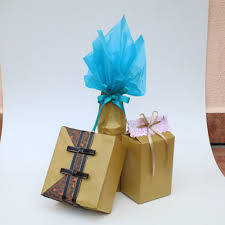 wrapped gift boxes scanncut bracelet gift box gift wrapping ideas services and