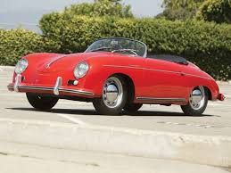 1955 porsche 356 pre a 1500 speedster by reutter youtube