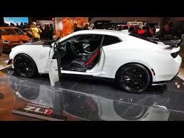 white camaro zl1 2017 york international auto 2018 white chevrolet