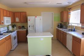 green chalk paint kitchen cabinets diy kitchen remodel painting cabinets the road we ve traveled