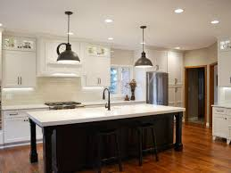 awesome pendant island kitchen lighting with copper colour modern