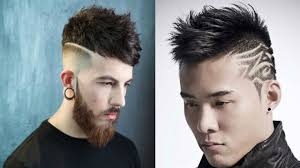 top fashionable hairstyles for men 2017 2018 best trendy haircuts
