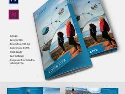 travel brochures free 46 travel brochure templates free sample