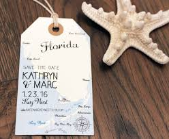 luggage tag save the date florida save the date luggage tag magnet destination wedding