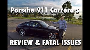 porsche 911 problems porsche 911 s review and serious problems listed