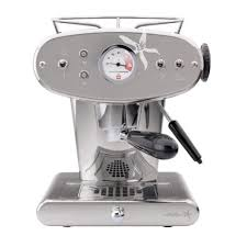 Sur La Table Coffee Makers Francis Francis For Illy Stainless Steel X1 Iperespresso Machine