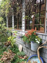 gorgeous rustic garden potting shed take a tour rustic gardens