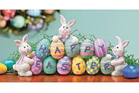 decorative eggs that open bunnies with easter eggs decorative centerpiece home