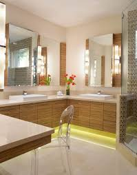 bathroom under cabinet lighting how to choose bathroom lighting 20 modern corner lighting ideas